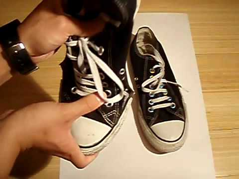Converse Chuck Taylor All Stars Shoe Review