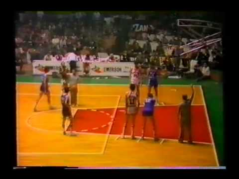 Emerson Varese Vs Real Madrid 100 - 96 (1979 1/2 FINAL — GROUP STAGE)