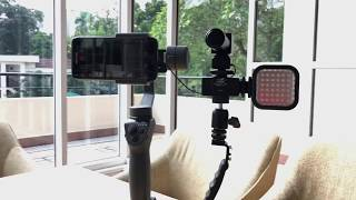 DJI Osmo Mobile 2:  The Best Smart RIG system for the Osmo!