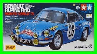 Renault Alpine A110 RC 1:10