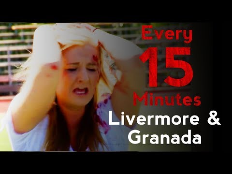 Every 15 Minutes: Livermore High School and Granada High School 2012 - EMMY AWARD NOMINATED