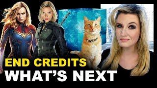 Captain Marvel Post Credit Scene Ending Explained
