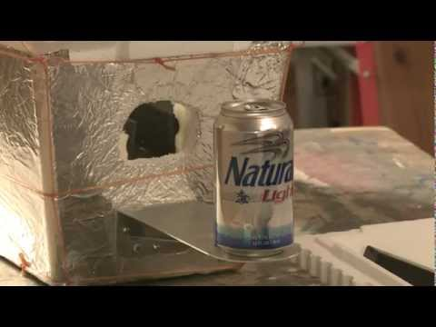 Natty Light First Beer In Space: The Plan