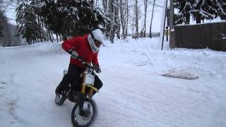 Питбайк Winter  Jazz Moto 2011 Pitbike