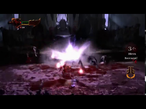 God of War 3 - Boss: Hades