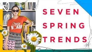 Spring Trends 2017 Lookbook | Chriselle Lim