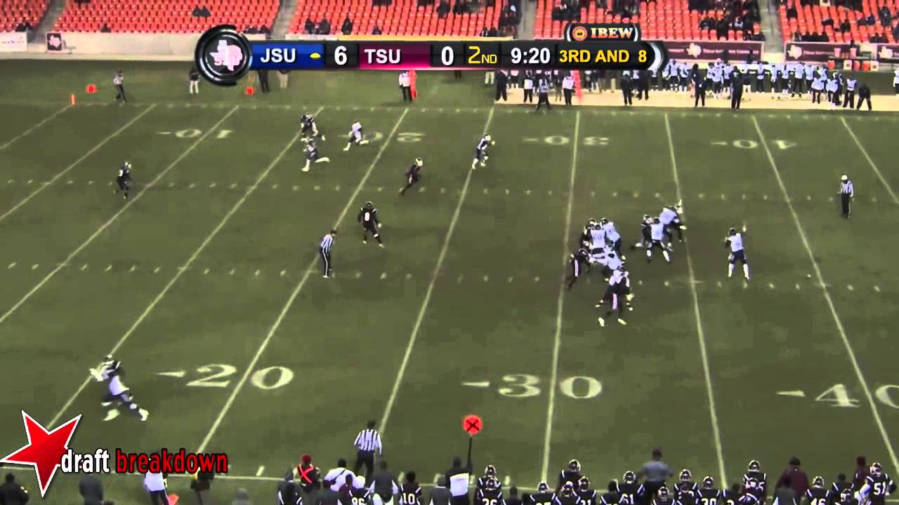 Tray Walker vs Jackson State (2014)