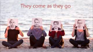 SATELLITE STORIES- SIRENS (LYRICS)