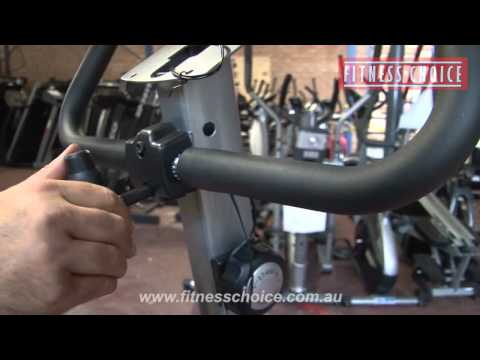 Assembling your Manual Tension exercise bike - Fitness Choice