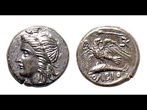 Video монета асс ольвия (начало хобби) кладоискатель - downl.
