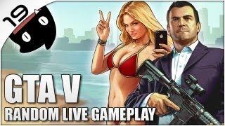 Grand Theft Auto V en Español 19 - (SIN SPOILERS) Liandola con mucha pasta