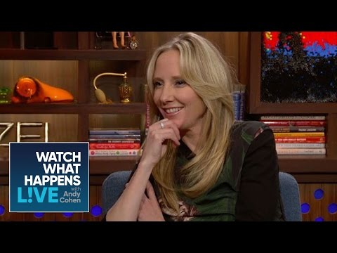 Anne Heche - Anne the Winner Is - WWHL