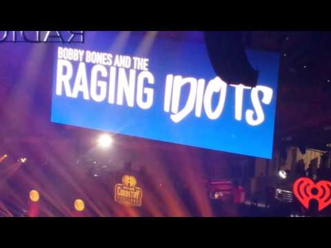 iHeart RADIO Country Music Festival 2016 - Bobby Bones and the Raging Idiots