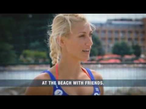 Beach Handball Promotion Video video