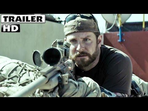 El Francotirador Trailer 2015 Español