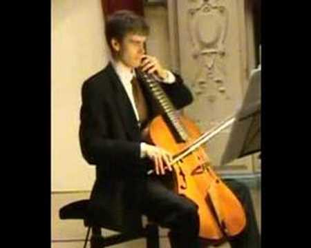 Solo Arpeggione music by Henri Pousseur - YouTube