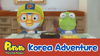 [Pororo's Adventure to Korea] #1~4 Compilation (15mins)