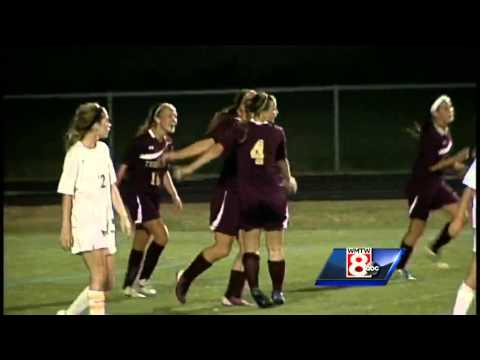 Brunswick boys, Thornton Academy girls win in soccer.