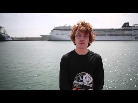 Jart Skateboards - Adrien Bulard out of frame