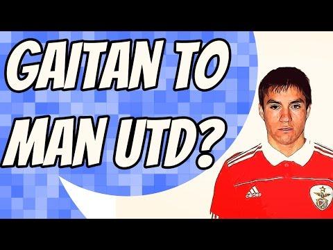 Angel Di Maria wants Nicolas Gaitan at Manchester United