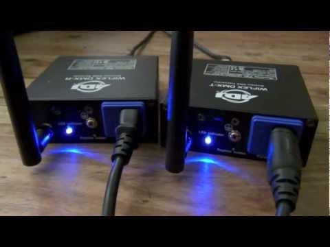ADJ WiFlex Wireless DMX System