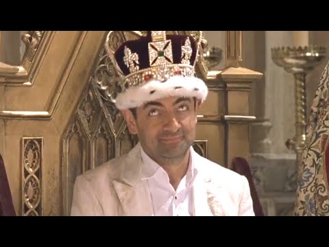 New King of England | Johnny English | Funny Clip | Mr Bean Official