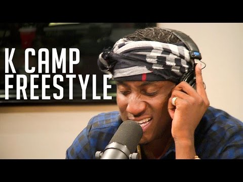 K Camp Freestyles On Hot 97 [Video]