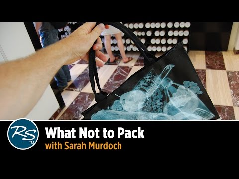 Packing Light & Right: What Not to Pack
