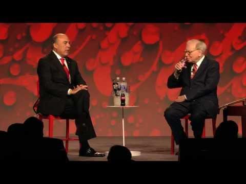 Warren Buffett Makes Appearance at Coke's 2015 Annual Meeting