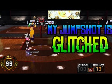 BEST CUSTOM JUMPSHOT AFTER PATCH 6! OVERPOWERED JUMPSHOT NBA 2K18! SHOOT LIKE A SHARPSHOOTER!