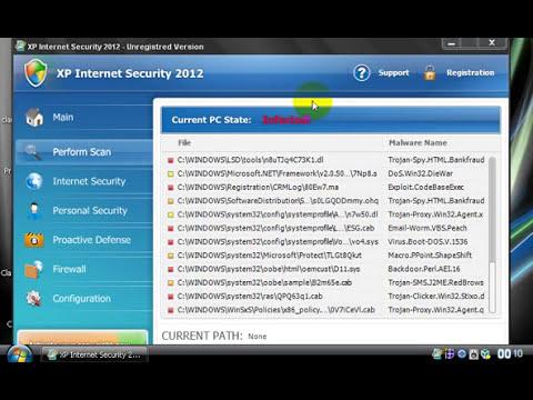 ClamWin Free Antivirus avec ClamSentinel.wmv