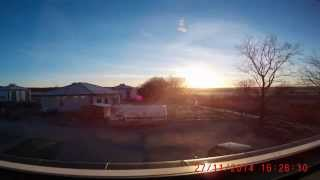 Sj4000 timelaps test action cam
