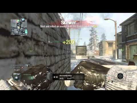 Mr.projectile-cod: Black Ops video