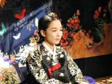 Dong yi Pregnant yi San-dong yi Characters