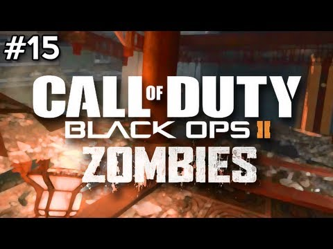 Zombies on Die Rise: The Glitch (Black Ops 2)