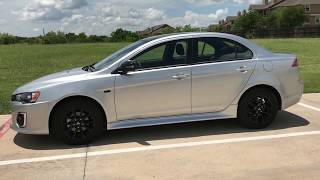 A COMPLETE FAIL---2017 Mitsubishi Lancer Review