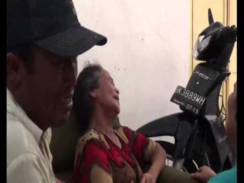 Korban Raya Jaya Trans dan Tangis Ibunda Hansen  Damanik