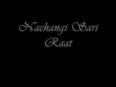 Nachangi Sari Raat