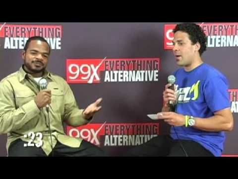 99X - F. Gary Gray Interview W/ Lewis