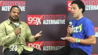 99X - F. Gary Gray Interview W/ Lewis