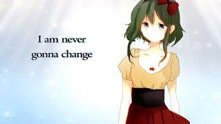 【Bakeneko】Party-P - Never gonna change【Vocaloid Cover feat. GUMI】