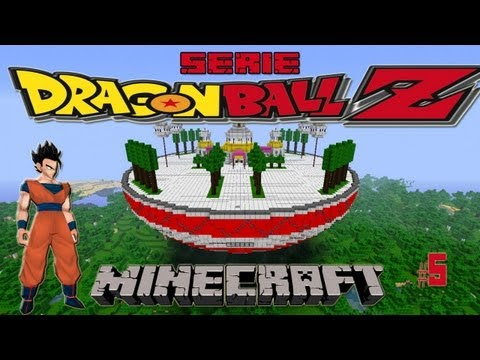 SERIE DRAGON BALL MINECRAFT CAP #5