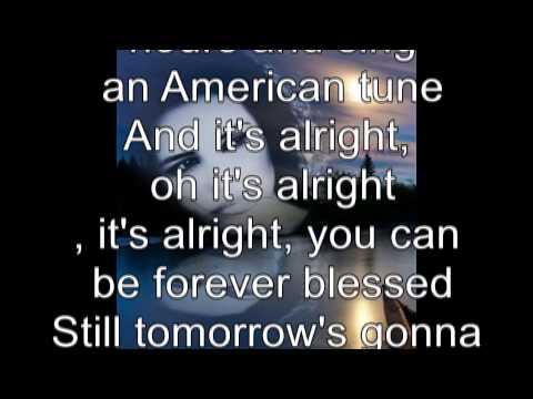 American Tune, Paul Simon y los derechos de autor.