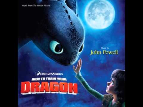 HOW TO TRAIN YOUR DRAGON - FULL Original Movie Soundtrack OST - [HQ] #1