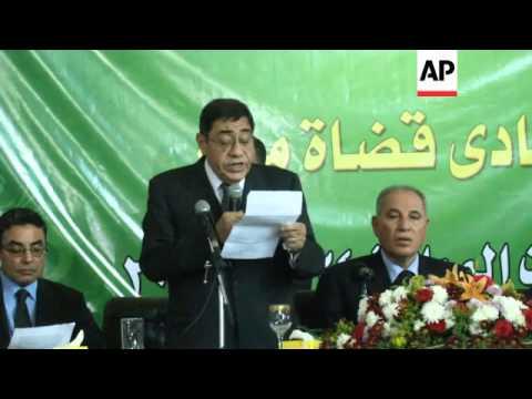 Judges slam president's declaration of new powers as 'unprecedented assault'