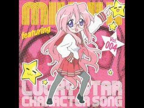Lucky☆Star - Takara Miyuki - Moe Yousotte nan desu ka?