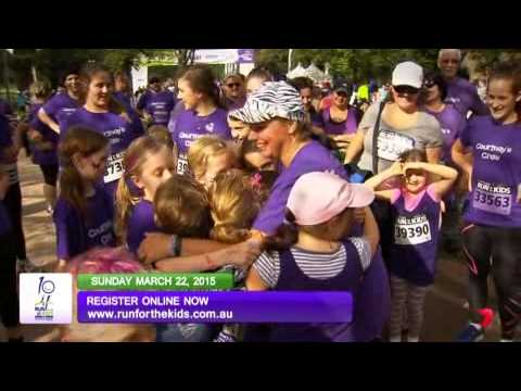 Copy of Channel Seven's Herald Sun   CItyLink Run for the Kids Promo