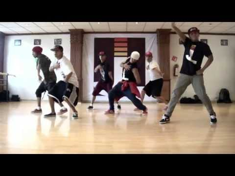 Thrift Shop By Macklemore & Ryan Lewis - Choreography Jesus Nuñez