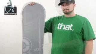 DUB METRUS  Snowboard Package