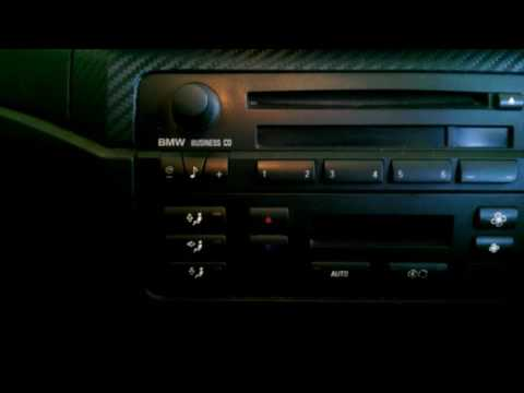 BMW e46 Business CD Bluetooth